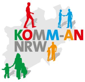 Komm an NRW Landesprogramm